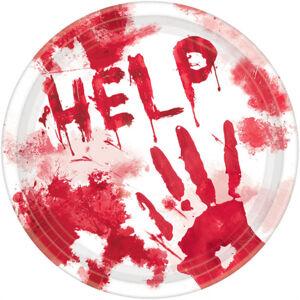 Amscan Krvavé taniere - HELP