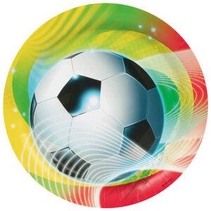 Amscan Taniere Party Futbal 8 ks