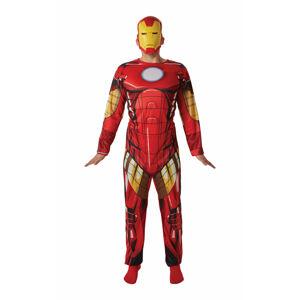Rubies Kostým Iron Man Classic Veľkosť - dospelý: STD
