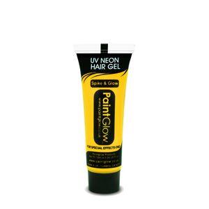PGW Farebný gél na vlasy - UV efekt 13 ml rôzne farby Farba: UV žltá