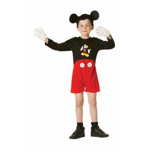 Rubies Detský kostým Mickey Mouse Veľkosť - deti: XS