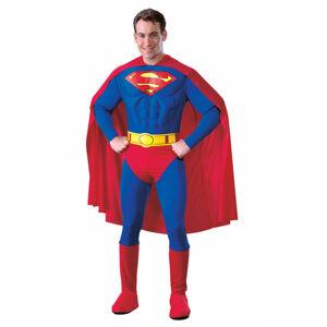 Rubies Kostým Superman Deluxe Veľkosť - dospelý: L