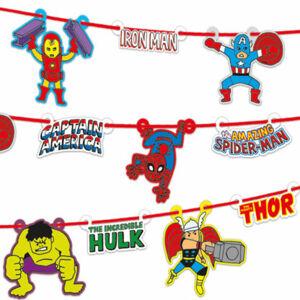 Procos Avengers Girlanda