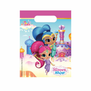 Procos Darčeková party taška - Shimmer and Shine 6 ks