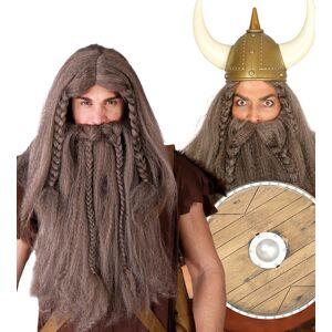 Guirca Parochňa a brada Viking