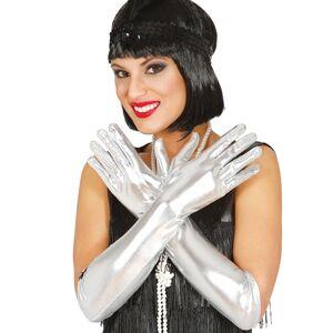 Guirca Strieborné rukavice