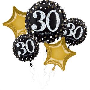 Amscan Kytica balónov - 30. narodeniny