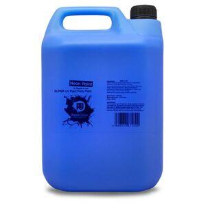 PGW UV telová farba Modrá 5L