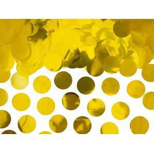 PartyDeco Zlaté konfety 15 g