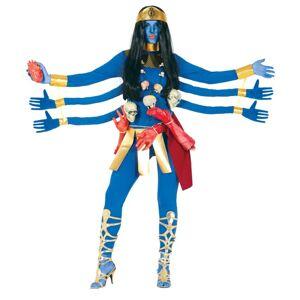 Guirca Dámsky kostým - Modrá bohyňa Veľkosť - dospelý: L