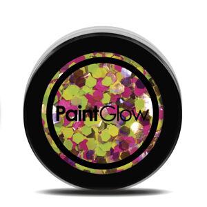 PGW Holographic Farba na tvár - rôzne farby Farba: farebná