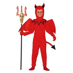 Guirca Detský kostým Diabla Veľkosť - deti: L