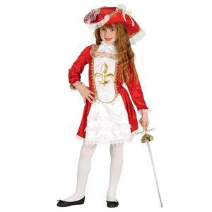 Guirca Detský kostým Mušketierky Veľkosť - dospelý: M