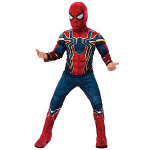 Rubies Detský kostým Iron Spider Veľkosť - deti: M