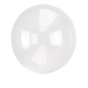 Qualatex Dekoratívny balón - priesvitný