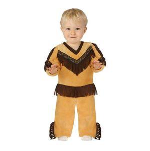 Guirca Detský kostým pre najmenších - Indián Veľkosť.: 6 - 12 mesiacov