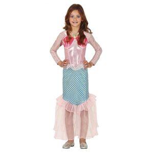 Guirca Detský kostým - Ariel malá morská panna Veľkosť - deti: S