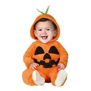 Guirca Detský kostým pre najmenších - Malá tekvica Veľkosť najmenší: 12 - 24 mesiacov