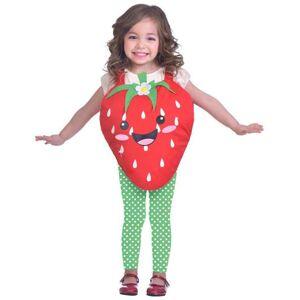 Amscan Detský kostým - Sladká jahôdka