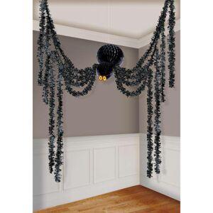 Amscan Visiaca dekorácia v tvare pavúka