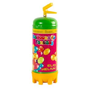 HeliumKing Hélium na 20 balónikov Helium na 20 balónov: Iba hélium