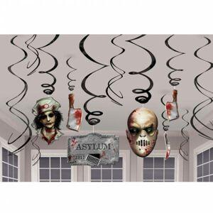 Amscan Visiaca dekorácia s motívom strašidelných doktorov