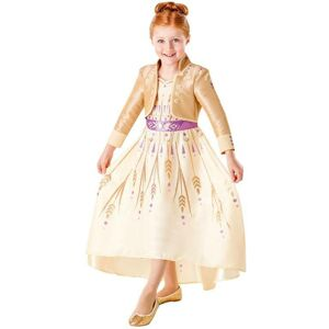 Rubies Detský kostým - Annine šaty (Frozen) Veľkosť - deti: L