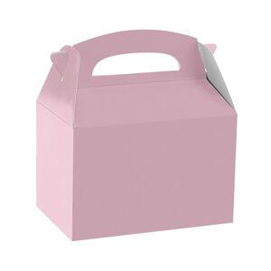 Amscan Papierový párty Box - ružový