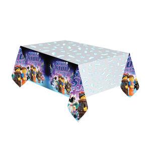 Amscan Plastový obrus - Lego Movie 2
