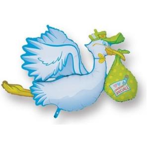BP Fóliový balón - Bocian