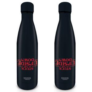 Pyramid Kovová fľaša na nápoj Stranger Things