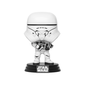 Figúrka Funko POP Star Wars Rise of Skywalker - Jet Trooper