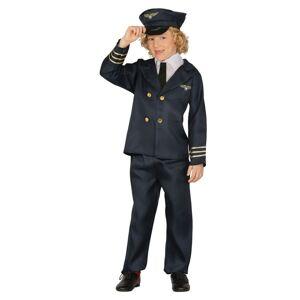 Guirca Detský kostým Pilot Veľkosť - deti: L