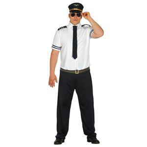 Guirca Kostým Lodný dôstojník Veľkosť - dospelý: M