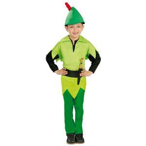 Guirca Kostým Robin Hood Veľkosť - deti: L
