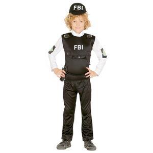Guirca Kostým FBI detský Veľkosť - deti: L