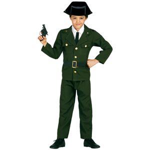 Guirca Detský kostým Vojačka Veľkosť - deti: XL