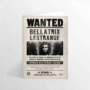 Minalima Pohľadnica Bellatrix - Harry Potter