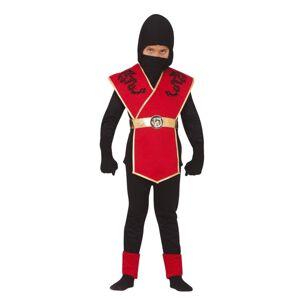 Guirca Detský kostým - Ninja Veľkosť - deti: M