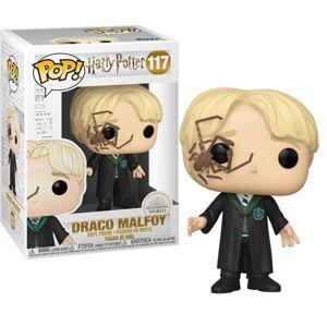 Figúrka Funko POP Harry Potter - Malfoy w/Whip Spider