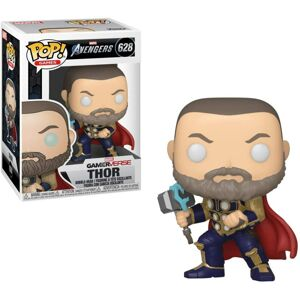 Figúrka Funko POP Marvel Scotch - Thor