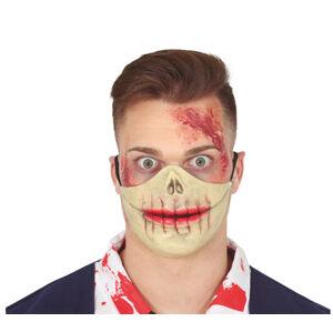 Guirca Polovičná maska - Zombie