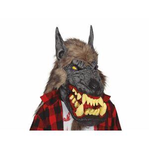 Guirca Maska Strašidelného vlka