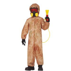Guirca Detský kostým - Jadrový oblek Černobyl Veľkosť - deti: L