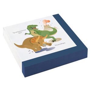 Amscan Servítky Šťastný Dinosaurus 20 ks