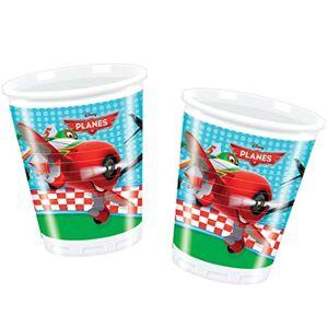 Procos Plastové poháre - Lietadlá