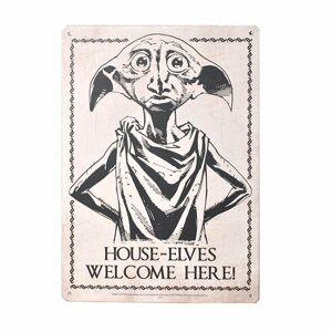 Half Moon Bay Plechová ceduľa Harry Potter - Dobby