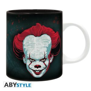 ABY style Hrnček IT - Pennywise 320 ml