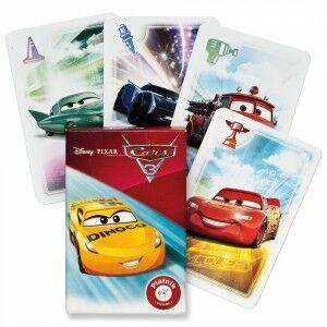 Piatnik Karty Cars 3