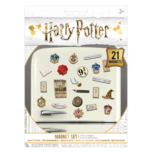 Pyramid Set magnetiek Harry Potter 21 ks